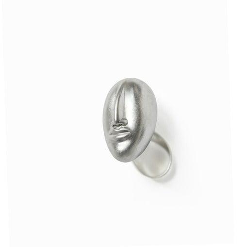 Ring i silver av Margareth Sandström