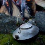 Över öppen eld, kanna i silver av Petronella Eriksson.