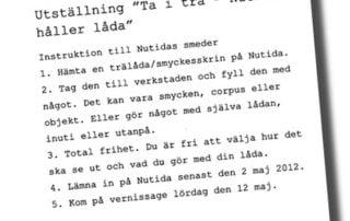 Nutida Svenskt Silver Ta I Trä - Nutida Svenskt Siver