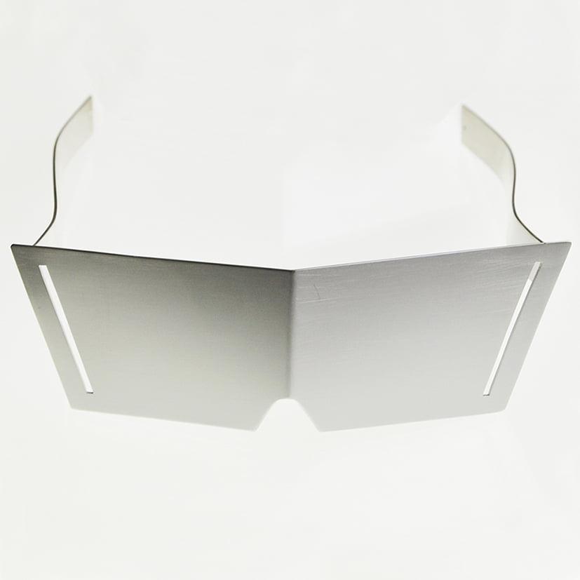 Eye Shields, Accessoar/ objekt, Silver, Kajsa Avila