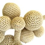 Crochet gold detail Tove Knuts