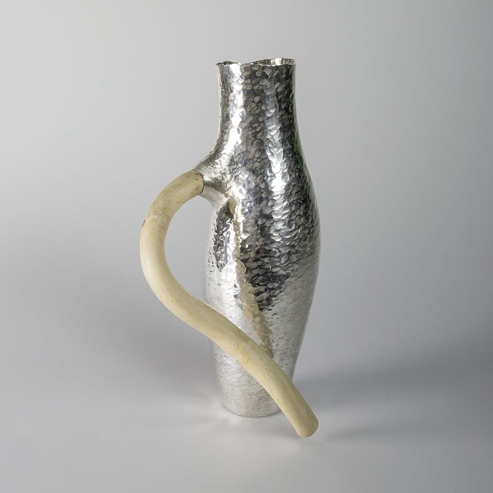 Förgrening Silverobjekt av Elin Hedberg