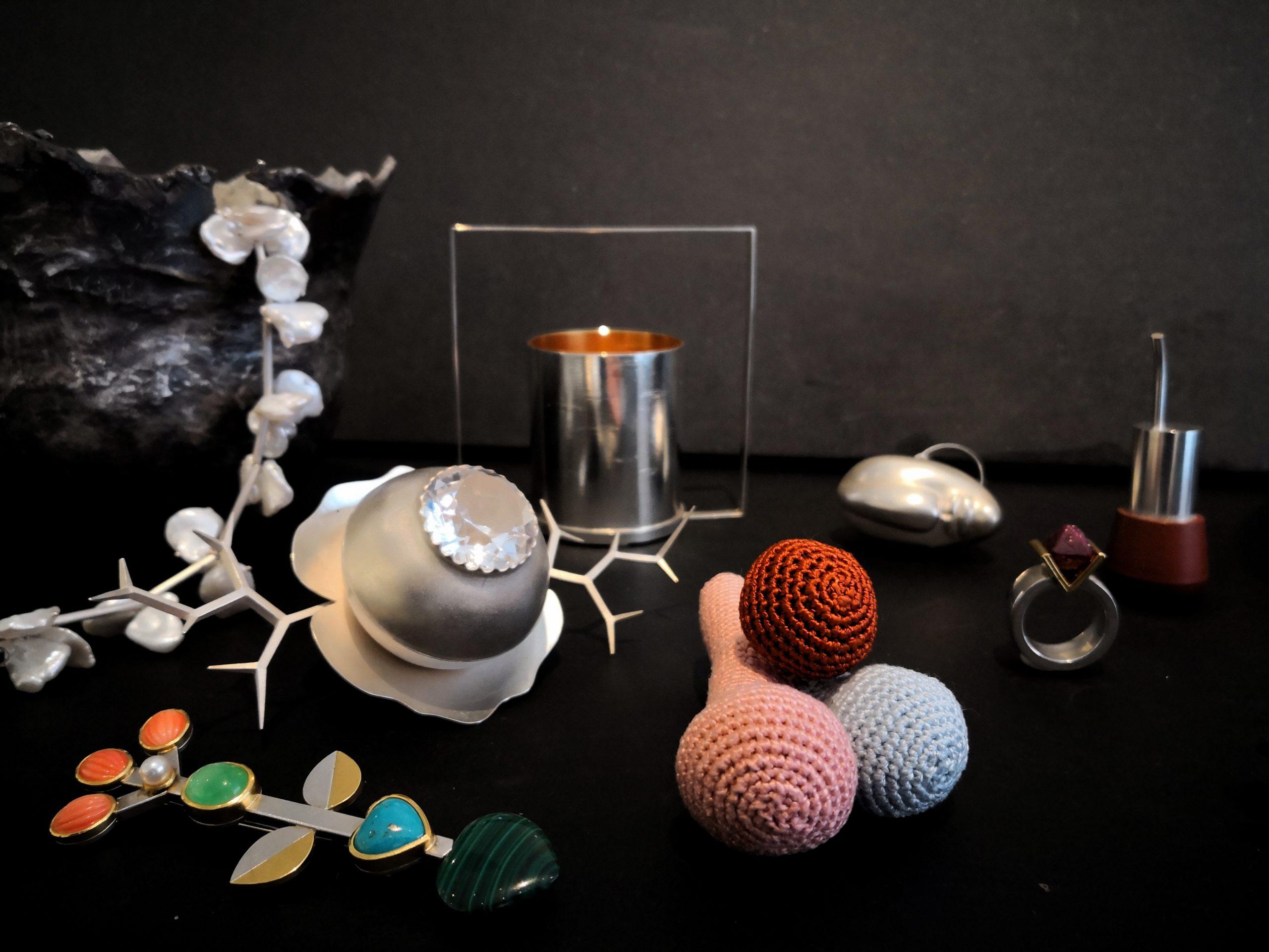Kulturnatten 2019 Nutida Svenskt Silver Koprus och smycken