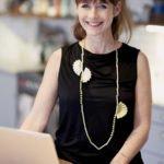 Pamela Wilson inspireras avJohanna Westman foto Johan Annerfelt
