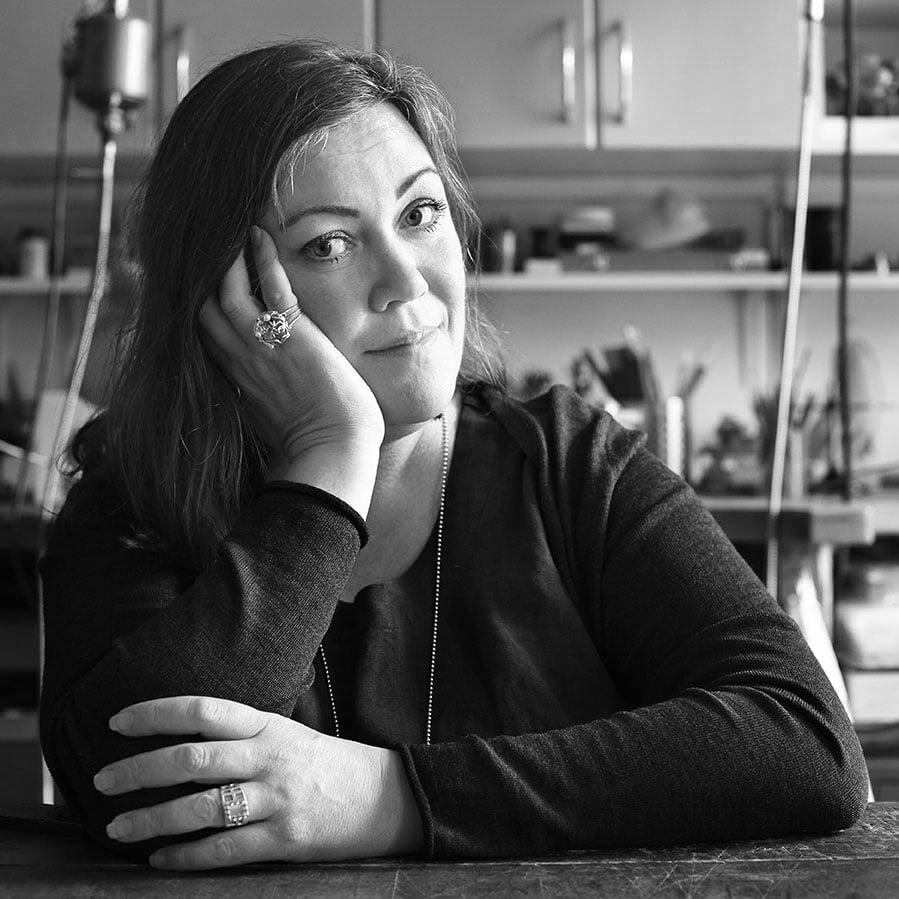 Caroline Lindholm, fotograf: Karin Björkquist