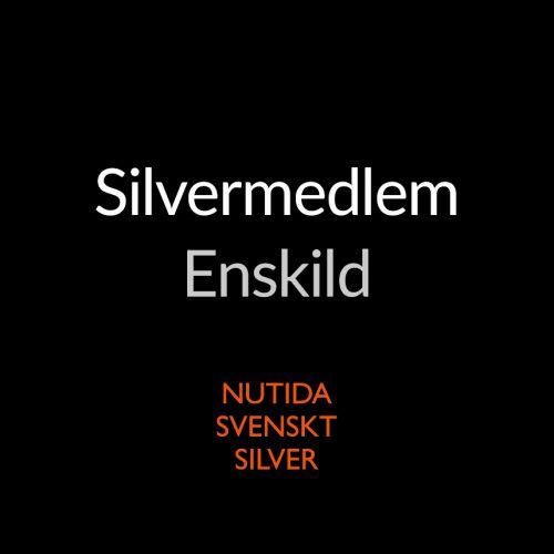 medlem ensklid - Nutida Svenskt Siver